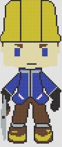 копатель онлайн схемы для пиксель арта всё т.