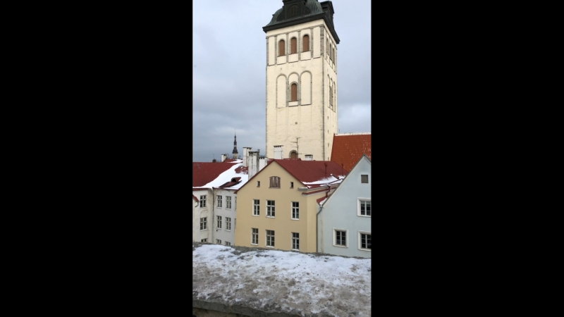 Дворики Таллина