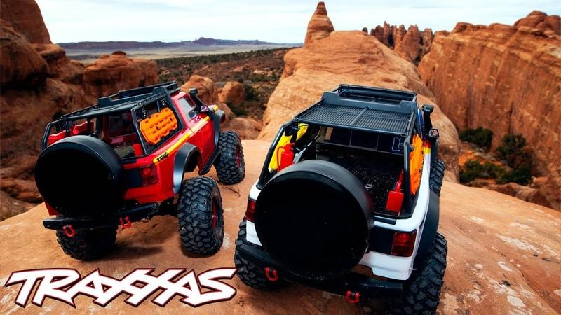 TRX-4 Moab Ascent - Part 1 | Traxxas » Freewka.com - Смотреть онлайн в хорощем качестве