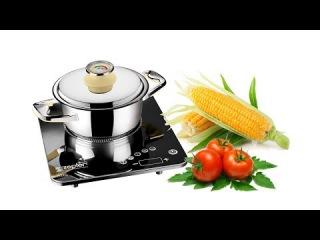 Индукционная плита и посуда - принцип работы и преимущества