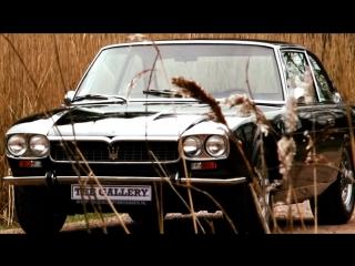 Автомобиль MASERATI MEXICO, 1969 года