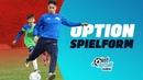 Fussballtraining Option Spielform Taktik