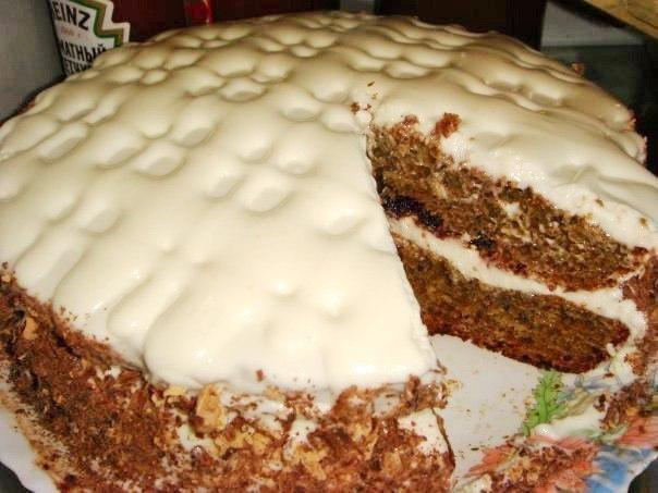 Самый быстрый и вкусный торт  Ингредиенты: - яйца – 2...