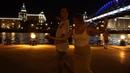 Румба 4 - Open air - Бальные танцы в Парке Горького, Москва, 14 августа 2018