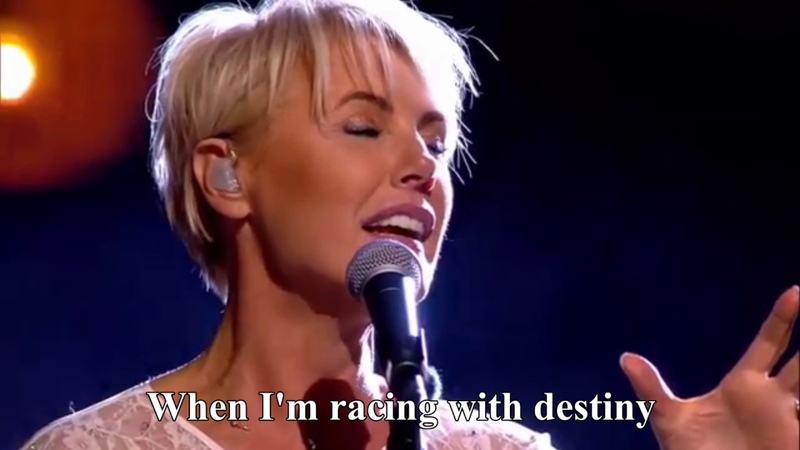 Dana Winner - One Moment In Time - live [Lyrics] HD