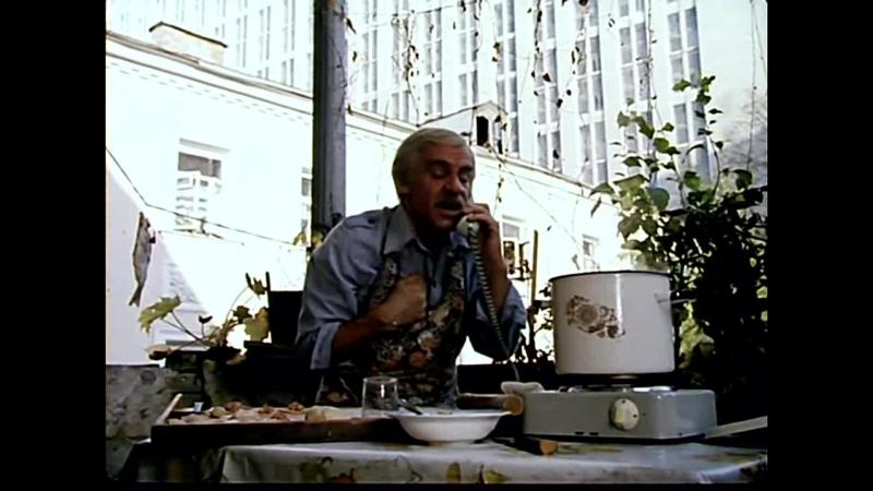 СКАЗКИ... СКАЗКИ... СКАЗКИ СТАРОГО АРБАТА (1982) - экранизация, траги комедия. Савва Кулиш 720p