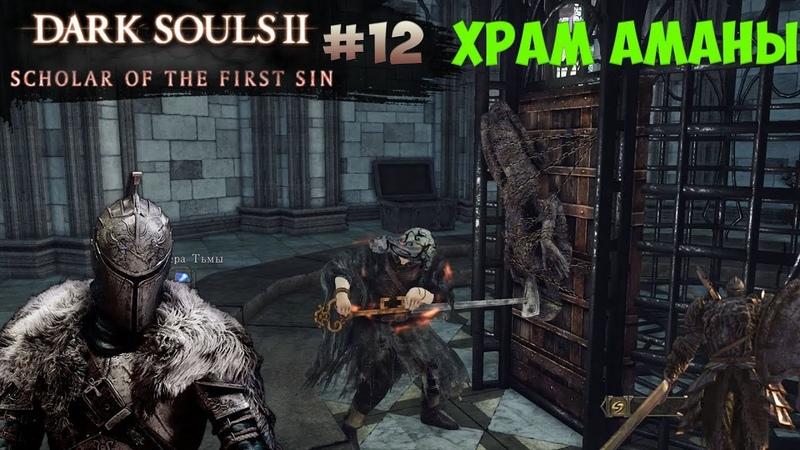 Страх и ненависть в Храме Аманы (Dark Souls 2: SotFS) [12]