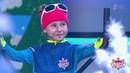 Поклонница биатлона Валерия Захарова. Лучше всех! Фрагмент выпуска от11.11.2018