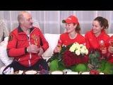 Лукашенко поздравил Домрачеву с победой в Сочи (расширенная версия)