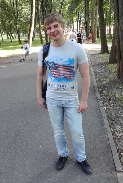 Дмитрий Никитин, 29 июля , Санкт-Петербург, id3025465