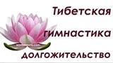 Тибетская гимнастика для долгожительства Тибетская гимнастика в постели для оздоровления видео