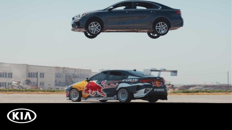 "2019 Kia Forte x Red Bull | Unruled | ""Forte VS. Forte"