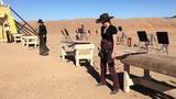 Winter Range 2016 - Top 16 Shootoff - Cowboy Action Shooting- Texas Tiger and SASS Kicker
