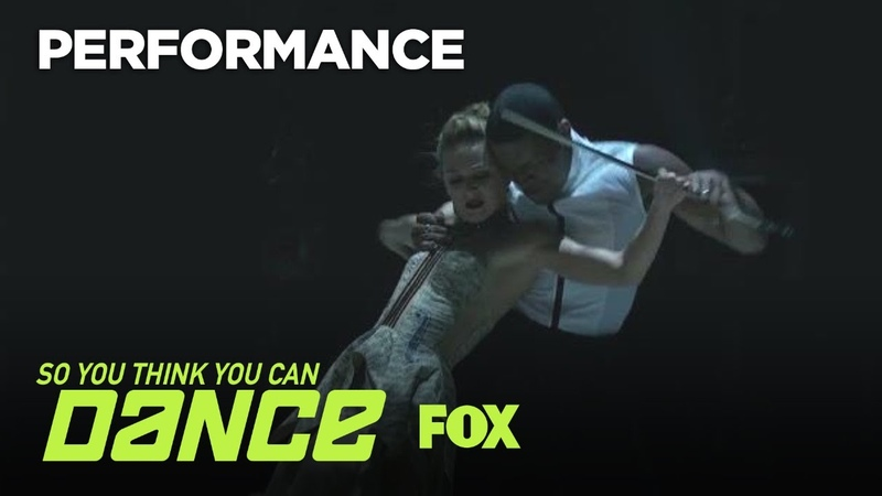 Magda Darius Perform to Heart Of Glass by Blondie Philip Glass | Season 15 Ep. 14 | SYTYCD
