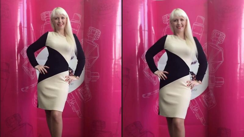 НОВИНКА! Платье от английских дизайнеров из новой коллекции одежды AVON 2018. Браслет и часы AVON.
