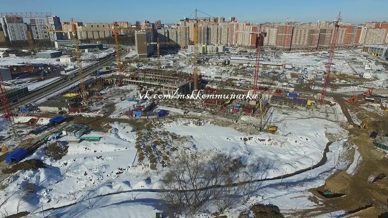 ЖК Москва А101 6 очередь 21.02.2019