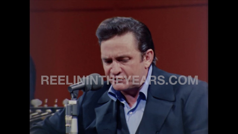 Johnny Cash- Boy Named Sue Live in San Quentin HD 1969 [RITY Archives]