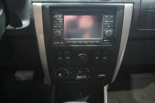 Интерьер Nissan Almera 2013