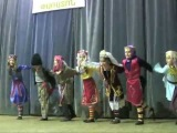 Танец Кеменча - ансамбль танца из села Мерхеули, Абхазия