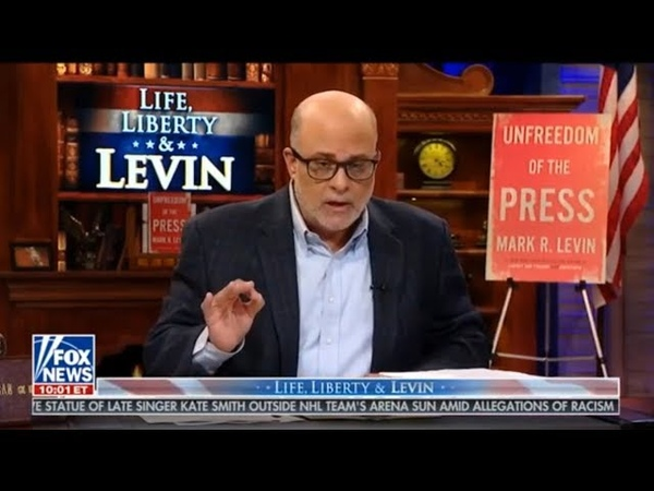 MARK LEVIN ON THE 'GREATEST SCANDAL IN AMERICAN HISTORY