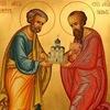 Храм св. ап. Петра и Павла (пос. Сосновка)