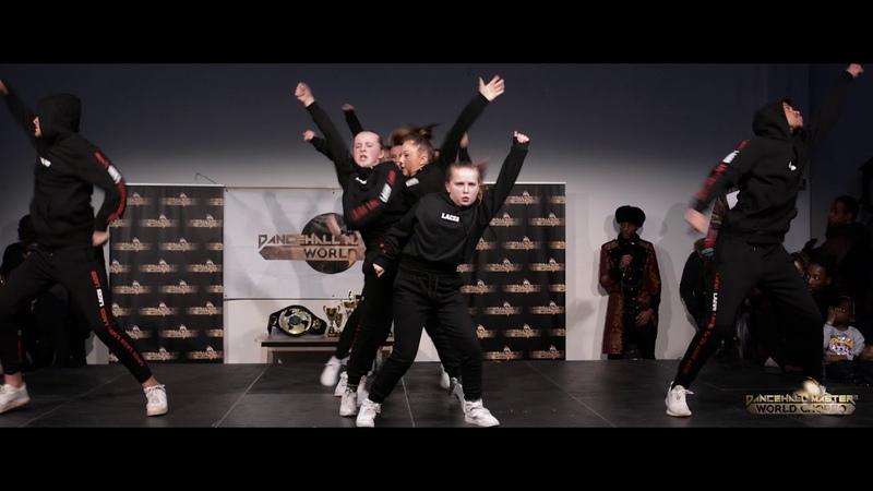 Laces Creation, Dancehall Master World 2018, crew choreo 4