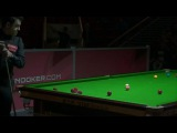 Ronnie O'Sullivan v James Cahill Frame 8 China Open Qualifiers 2017