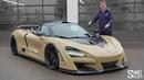 The Novitec N-LARGO 720S is the CRAZIEST McLaren on the Planet!