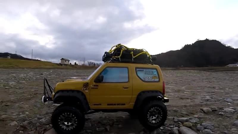 Mst suzuki jimny j3 cfx 110 scale crawler kit