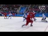 Хоккей. Мужчины. Россия-Словения. 8:2. Лучшие моменты.