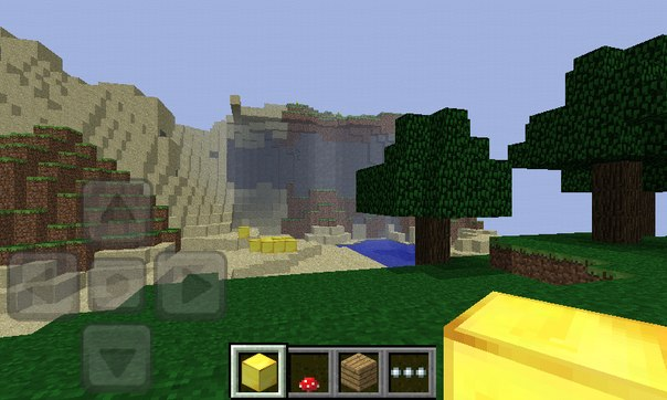 Скачать Minecraft - Pocket Edition (Full) для android