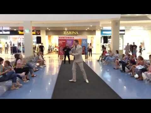 Алексей Соколов и Александр Сиваев Цвет настроения синий сентябрь 2018