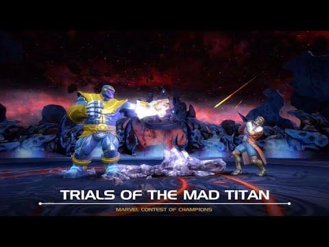 Trials of the Mad Titan