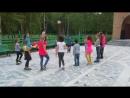 Детская дискотека в ВЦСПС Танец Буги вуги mp4