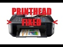 Canon MX892 How To Clean Printhead