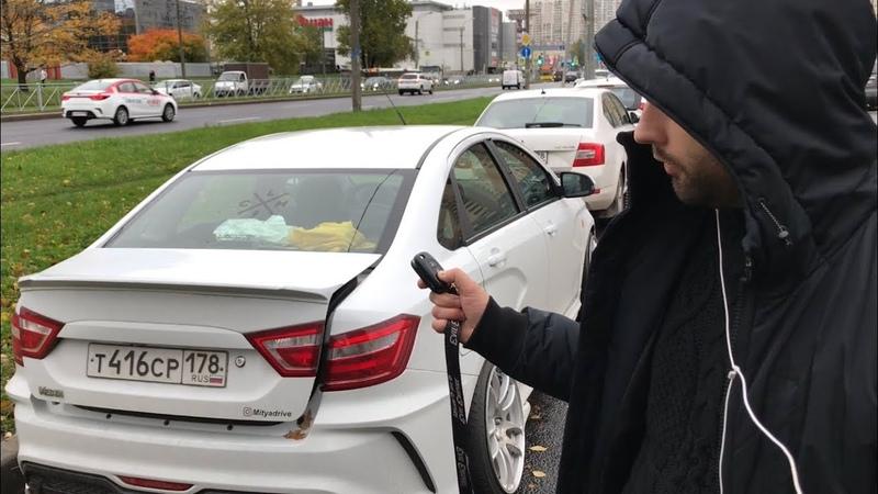 Электропривод Багажника для Лада Веста! Autosation в Новгороде, начинаем готовится к зиме!