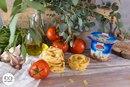 Изысканная паста с итальянским сыром