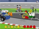 Лего Юниор игра - Юниорские гонки (Lego Juniors Race)