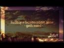 Hellboy x cocainecobain.gone — goth novel