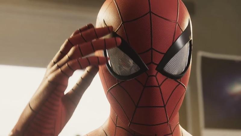Marvel's Spider-Man PS4 — Opening Scene (Warbly Jets - Alive)