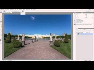 Новое в Photoshop CC 2014. Улучшенный алгоритм адаптации с учетом содержимого.
