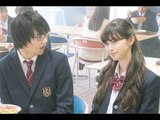"Трейлер лайв-экшена ""3D Kanojo: Real Girl"" с Накадзё Аями и Сано Хаято"
