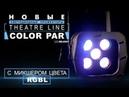 Презентация новой серии светодиодных PAR прожекторов ТМ IMLIGHT для театральной сцены
