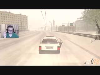 Bulkin САМАЯ РЕАЛИСТИЧНАЯ ЗИМА В GTA S...VINCE RP) (720p)