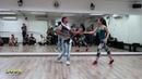 China Soulzouk, ZoukRUSH Oct 2018 at Zouk Dance Academy - Wed post-workshop demo