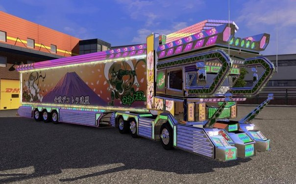 euro truck simulator 2 post ussr mod 1 4 русские тачки torrent