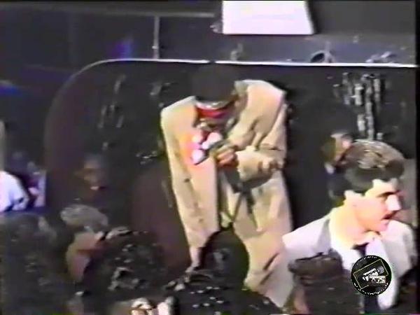 NINJA MAN IN ACT 3 1991 BX NYC