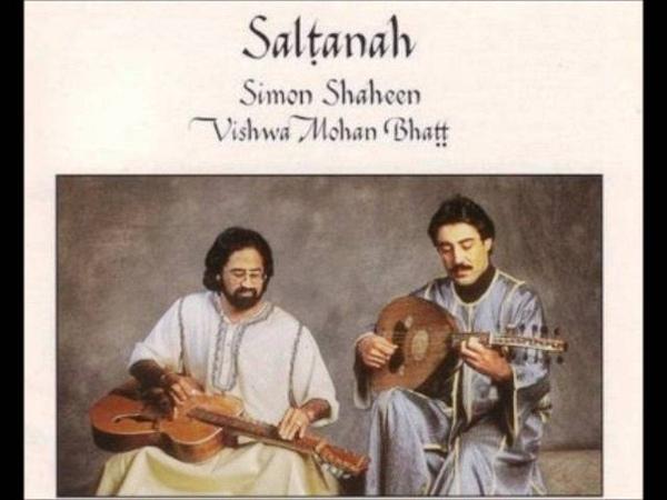 Simon Shaheen Vishwa Mohan Bhatt - Saltanah