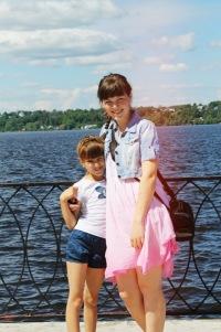 Карина Борзунова, 16 июня , Нижний Новгород, id107556798