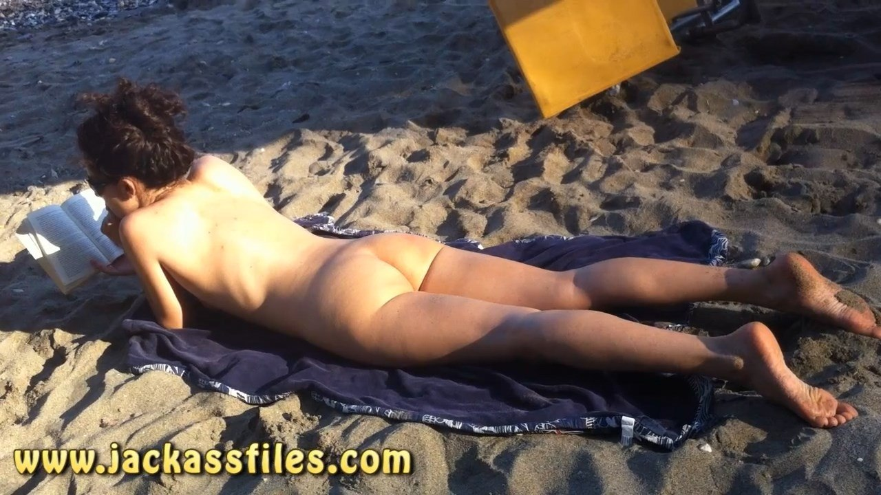 WOW Jackass Nude Beach 38 # 1